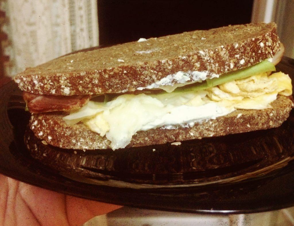 Lipi sendvič!