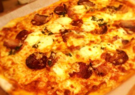 Pizza na djembin način