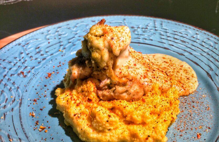 Djembina punjena piletina