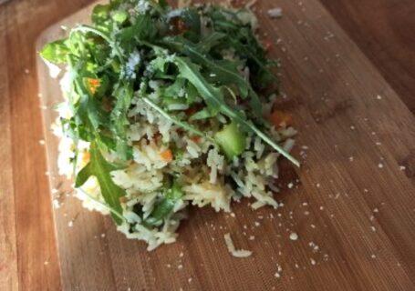 Rižoto brokoli
